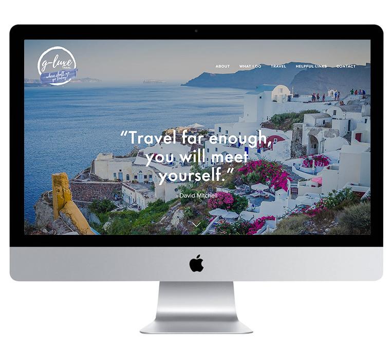 G-Luxe Travel website http://solopreneursidekick.com/blog/my-entrepreneurial-story-so-far