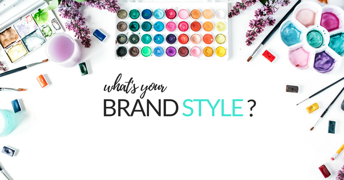 What's your brand style? Take the free quiz + get started on building your brand! http://www.solopreneursidekick.com/brand-style-quiz