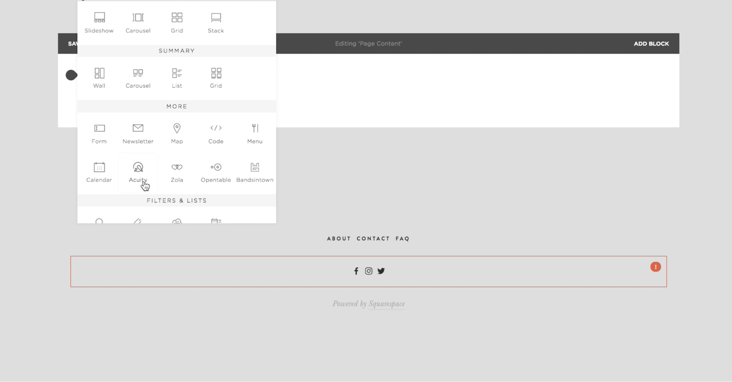 Create a Squarespace account - Build your own website with Squarespace