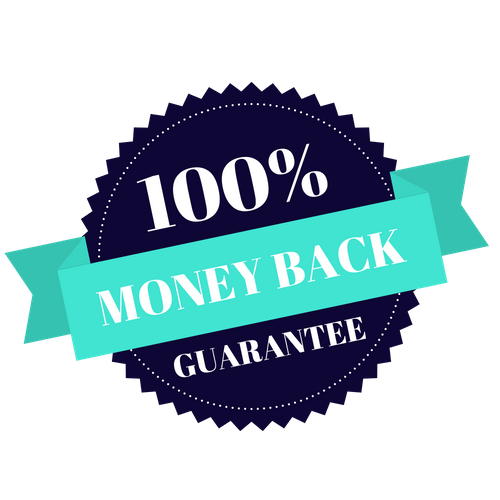 100% money back guarantee for the Squarespace online course Website that Wows.