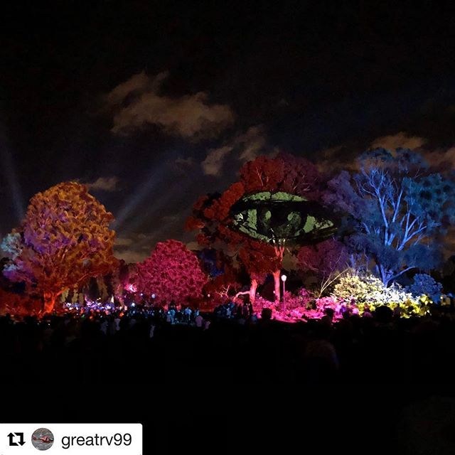 #Repost @greatrv99 with @get_repost ・・・ RobeBmfl in full force at Boorna Waanginy@kingspark#showlite