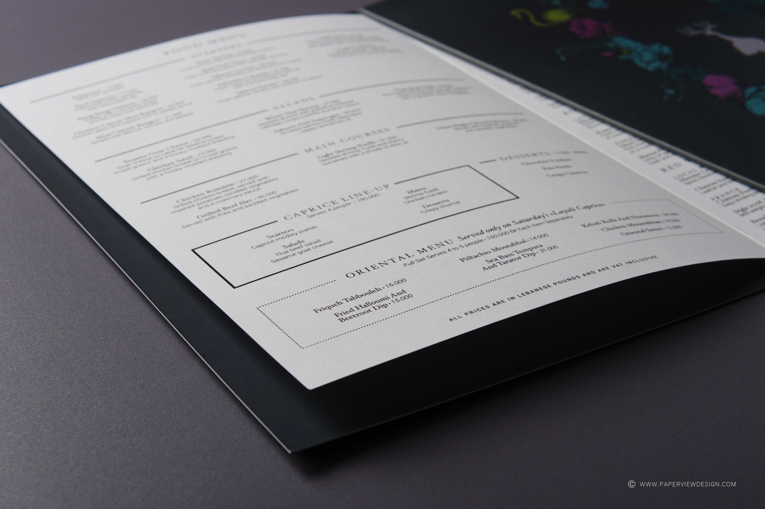 Menu-Oriental-Inside-Sheets-Restaurant-Paper-Textures