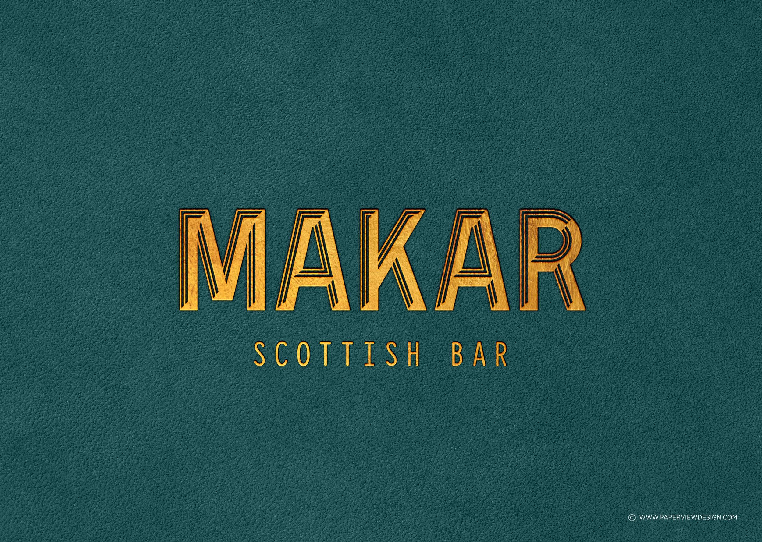 Makar-Scottish-Logo-Identity-Branding