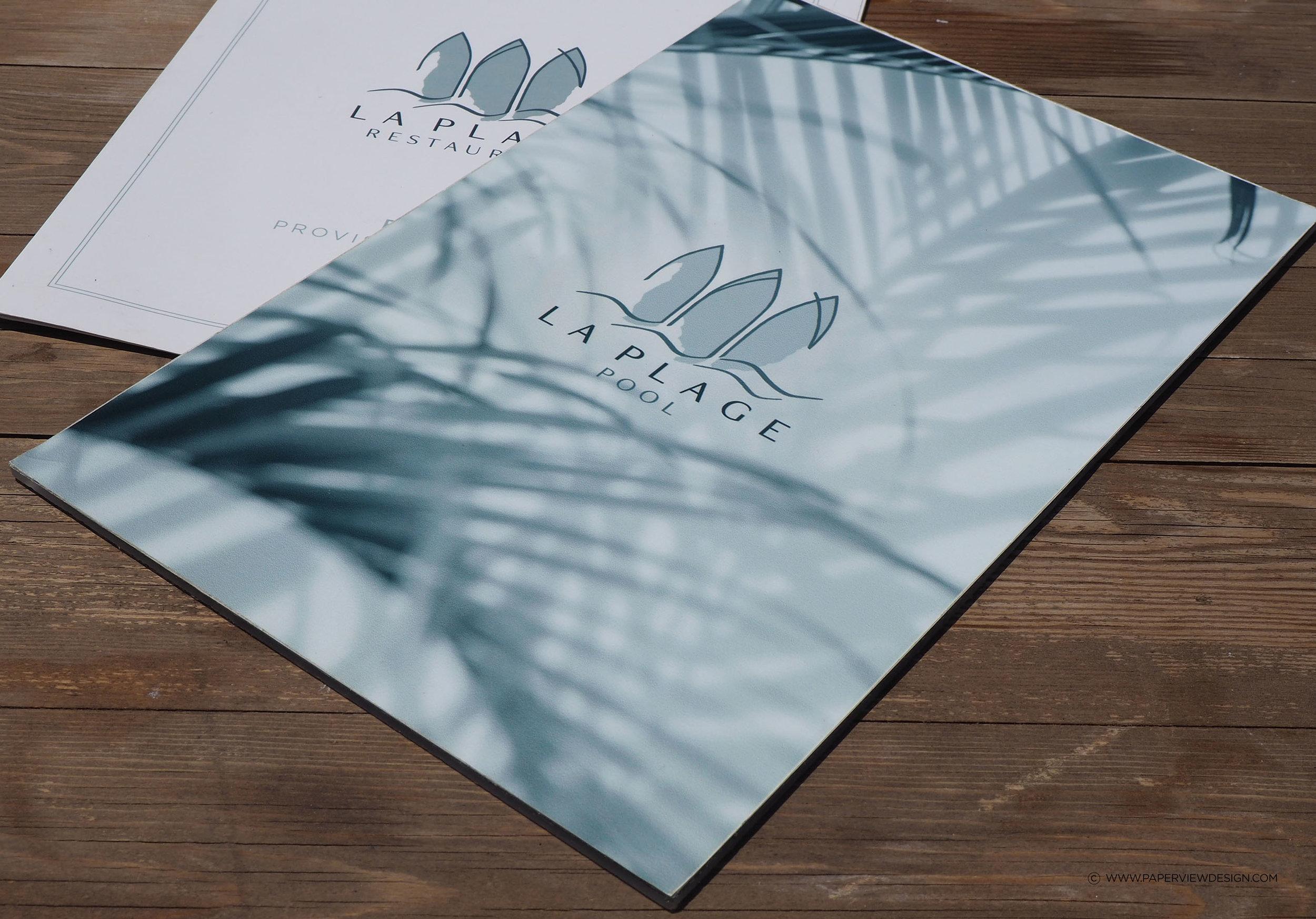 LaPlage-Seafood-Sea-Pool-Food-Logo-Menu-Identity-Branding
