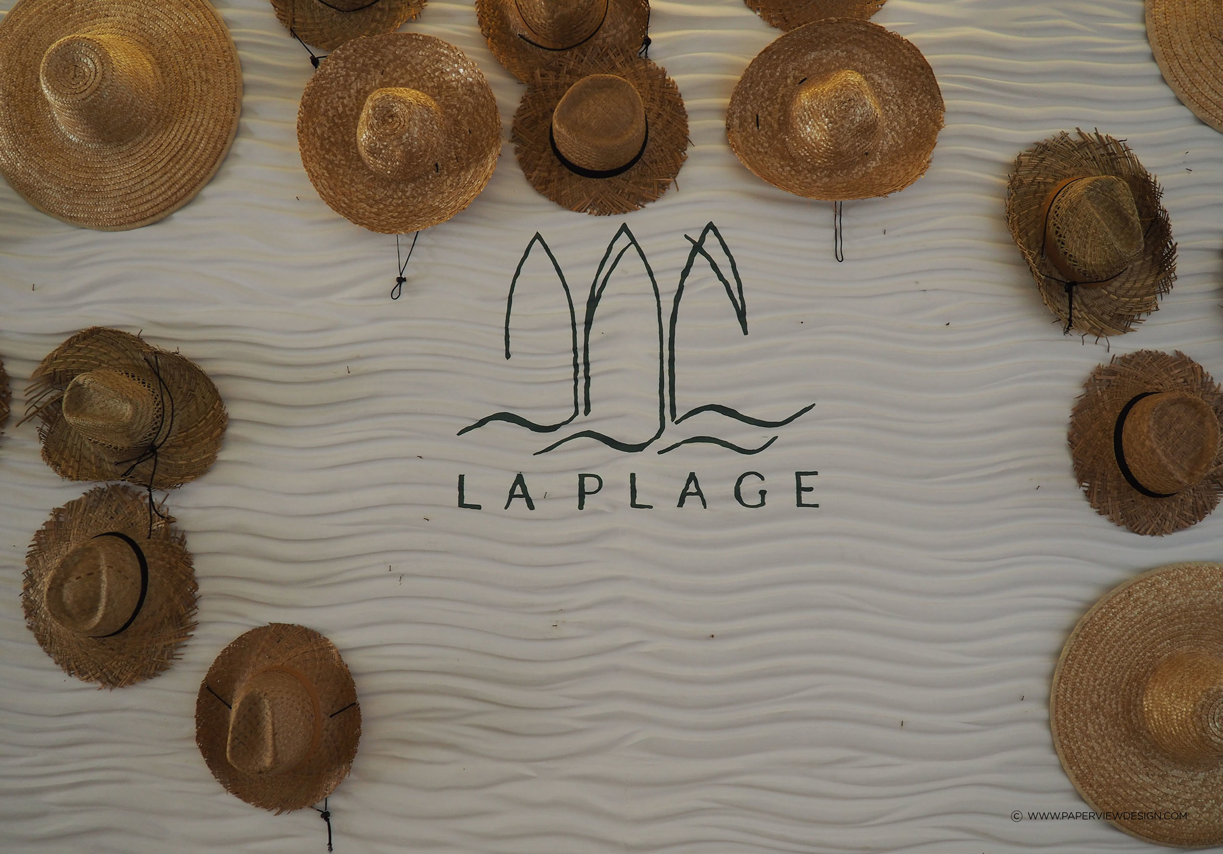 LaPlage-Seafood-Sea-Pool-Food-Logo-WallArt-Identity-Branding
