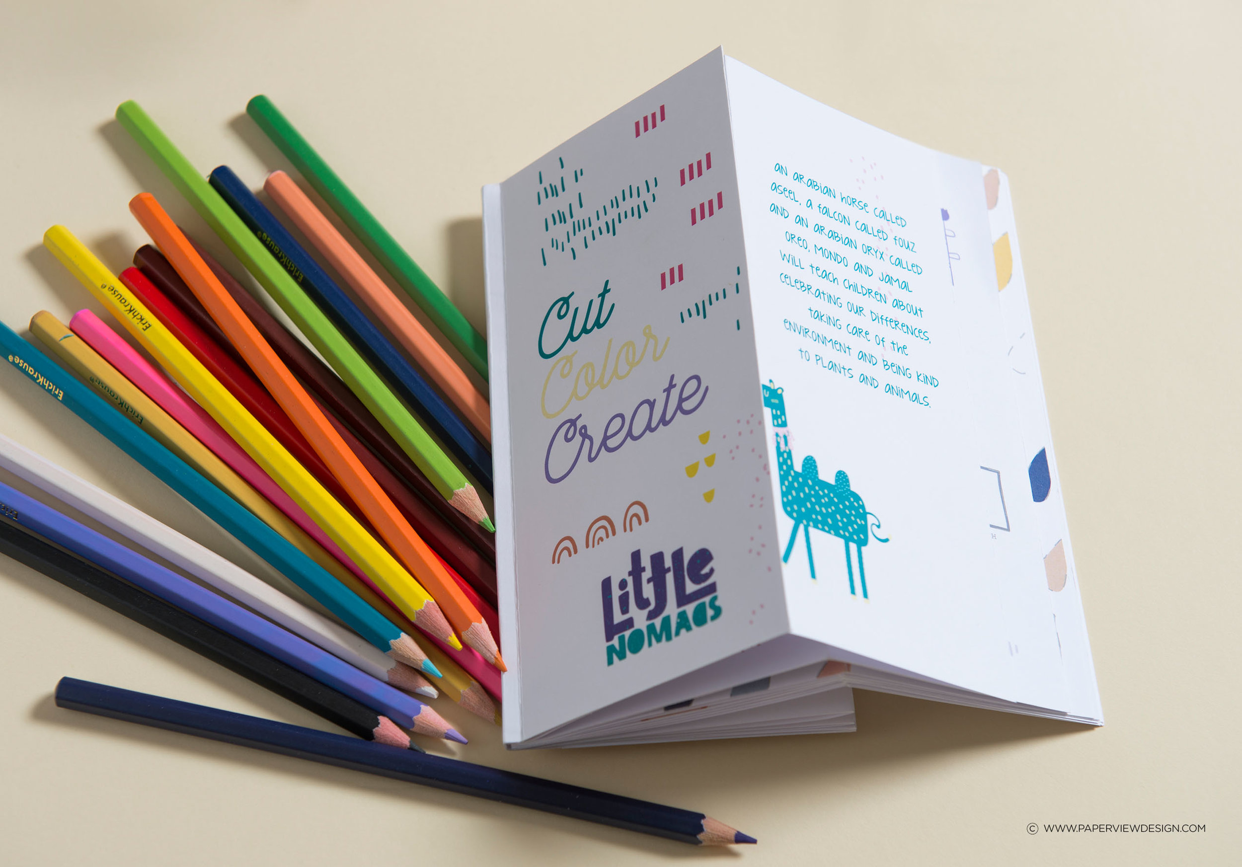 Little-Nomads-Kids-Logo-Identity-Branding-Coloring-Book