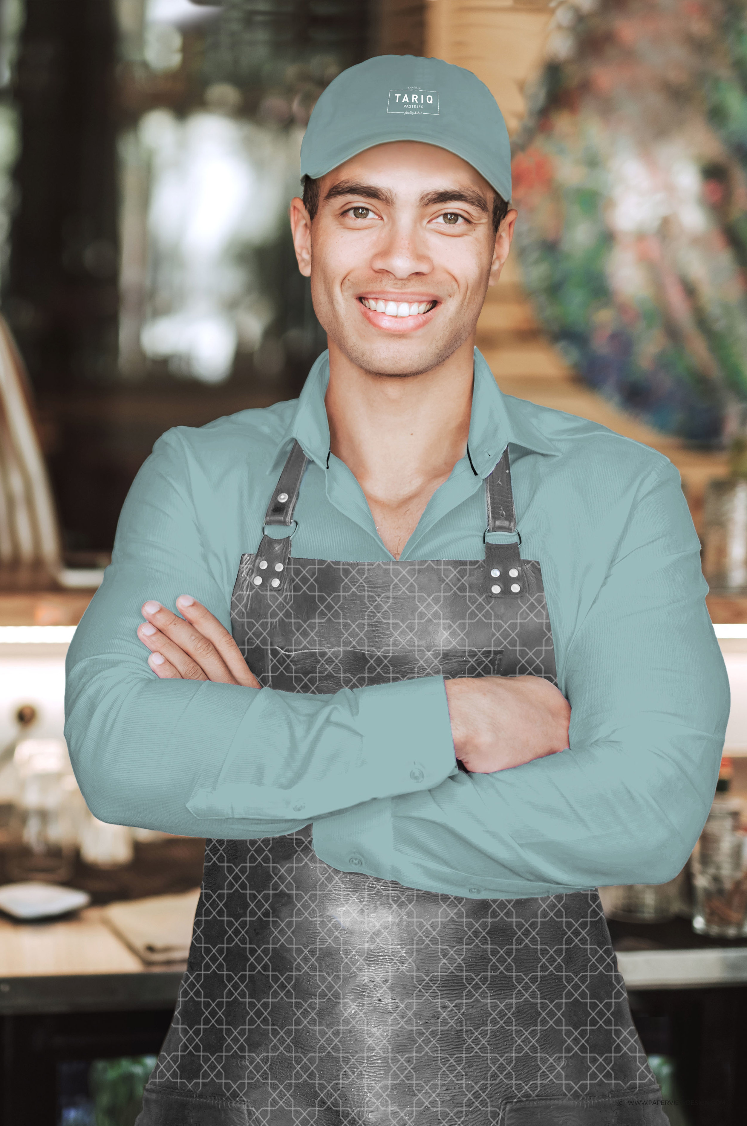 Tariq-Pastries-Uniform-Identity-Branding-Bahrain