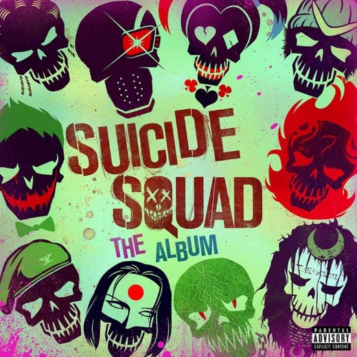 Suicide Squad The Album (Music from the Motion Picture)