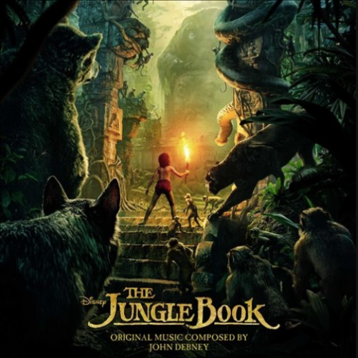 The Jungle Book (Music from the Motion Picture)