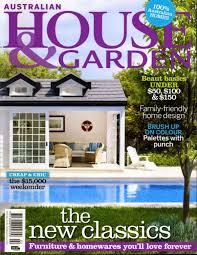House & Garden Australian