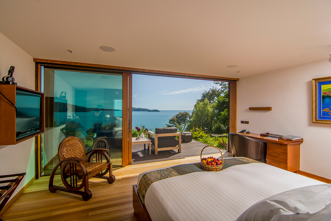 Lotus suite is very popular with our honeymoon couples