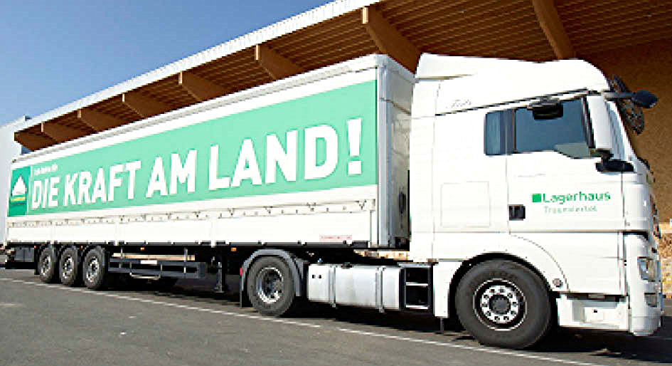Kunde: Lagerhaus  Projekt: Corporate Identity