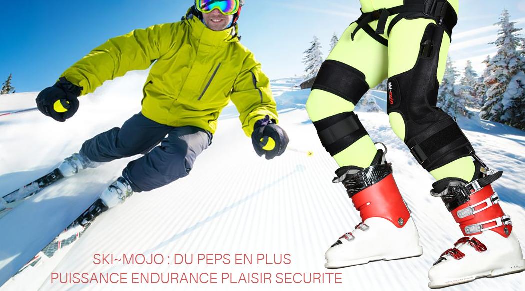 Snell sports ski mojo