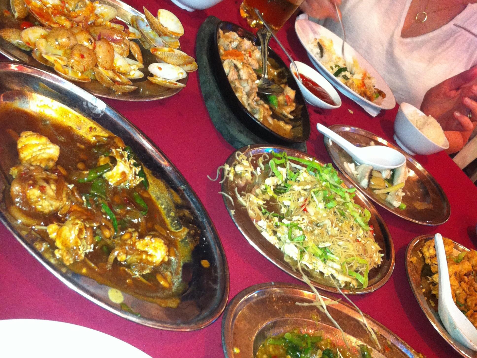 Malaysian Chinese Seafood