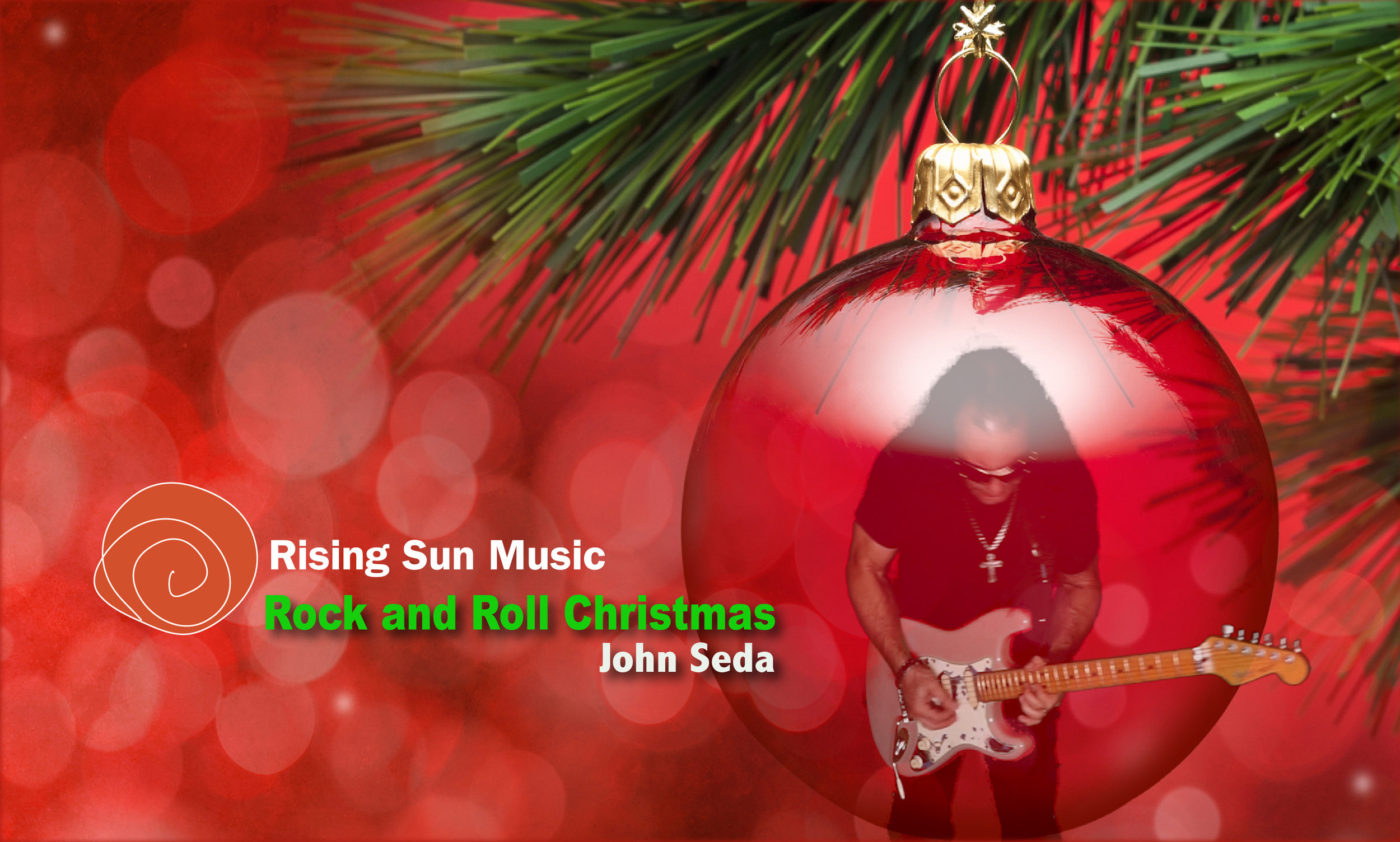 Rock and Roll Christmas Produced by John Seda
