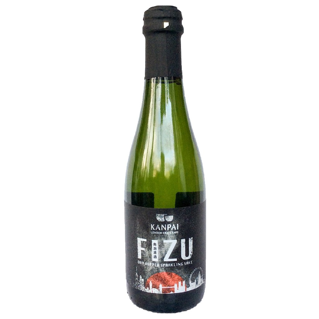 FIZU - Our special hopped sparkling sake, as perfect as an aperitif as it is for a special seafood dinner...Style: sparkling, crisp, dry - champagne styleFlavour notes: crisp clean citrusSecret ingredient: hops!11.5% ABVCalrose Rice - 70% Milled#901 Japanese Sake YeastLast Release: February 2019375mlAward: IWC Bronze