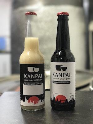 winerist - Winerist visits Kanpai, the UK's First Sake Brewery
