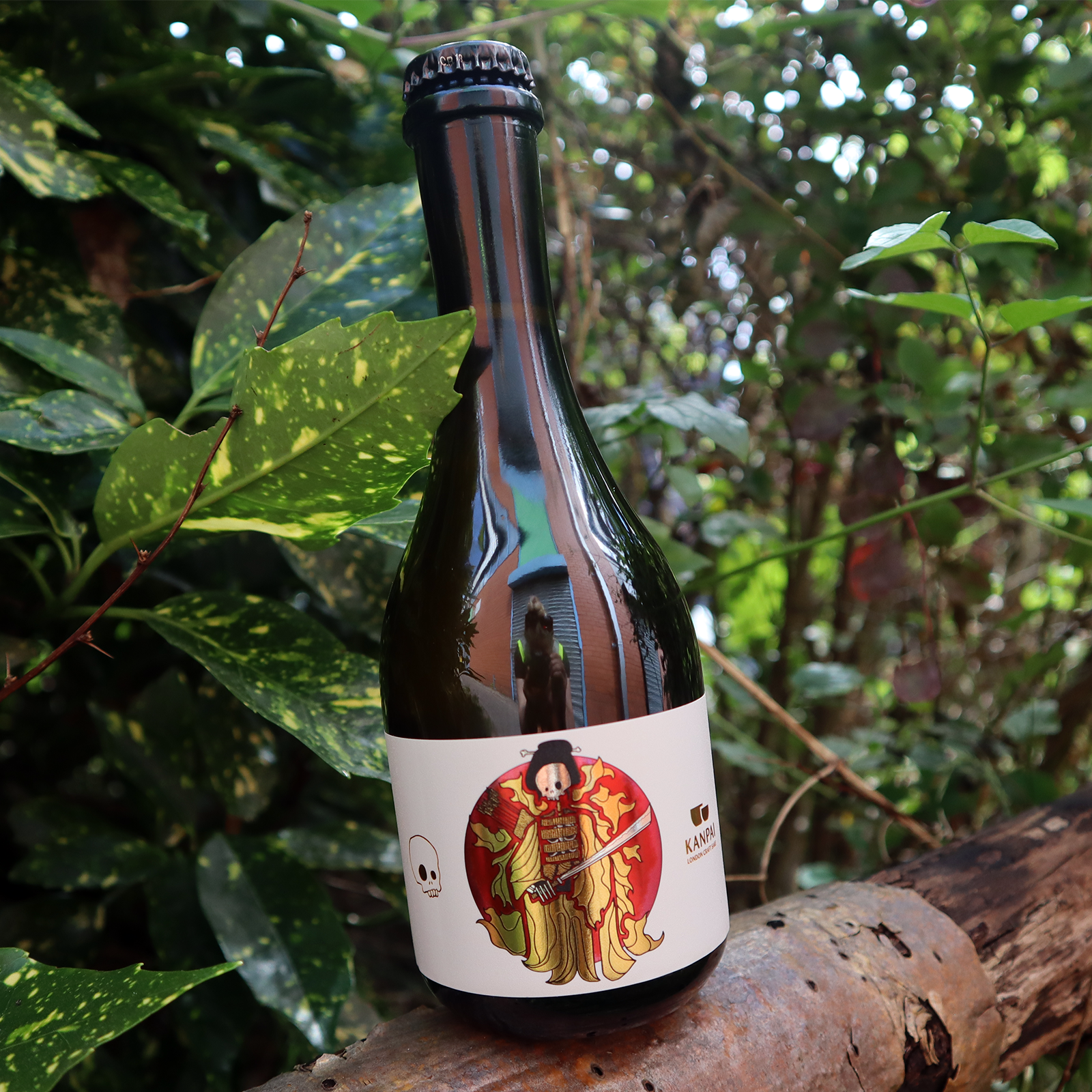 Onna-Bugeisha - Collaboration aged beer with Beavertown