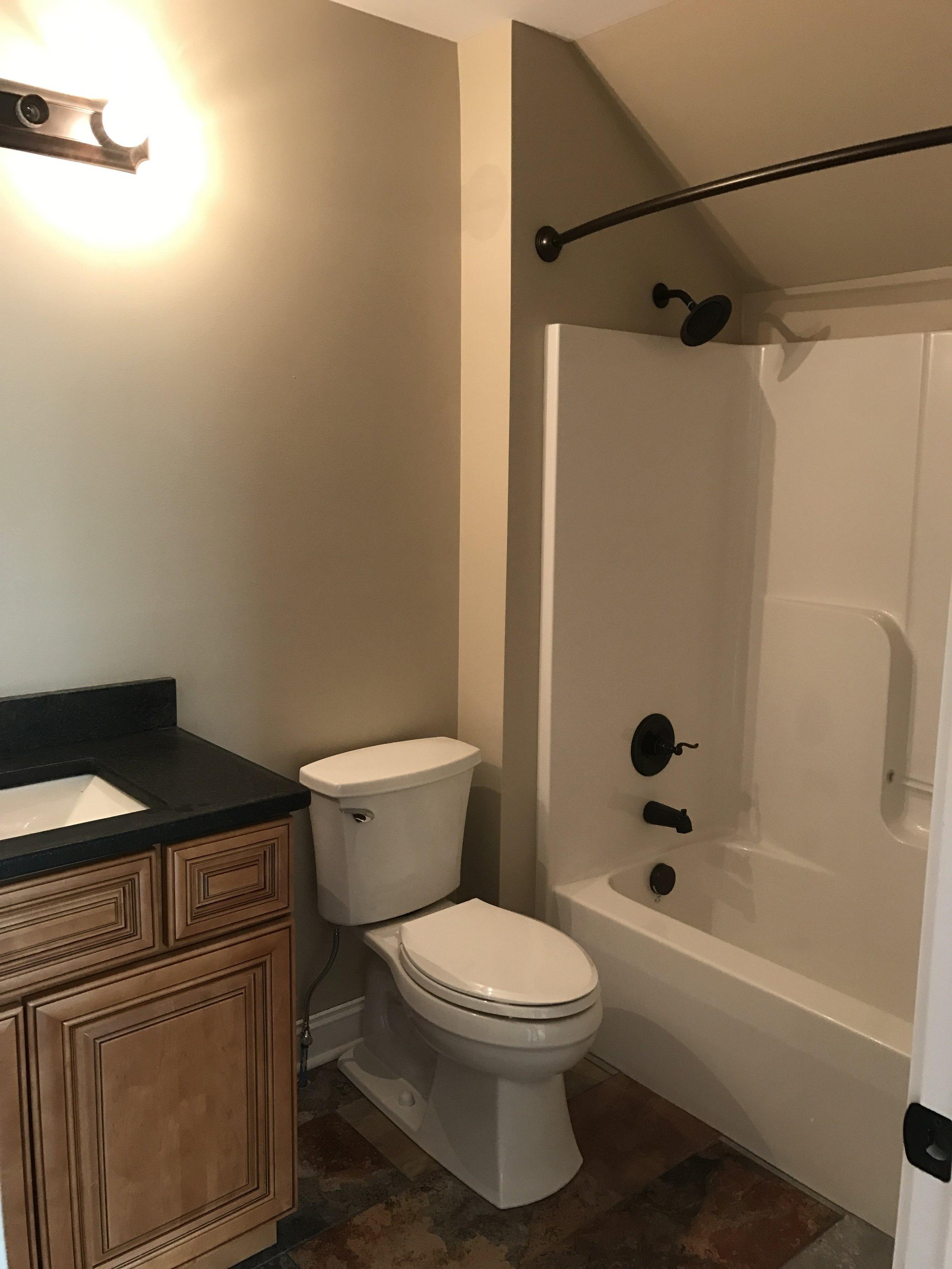 Bonus Room Bath