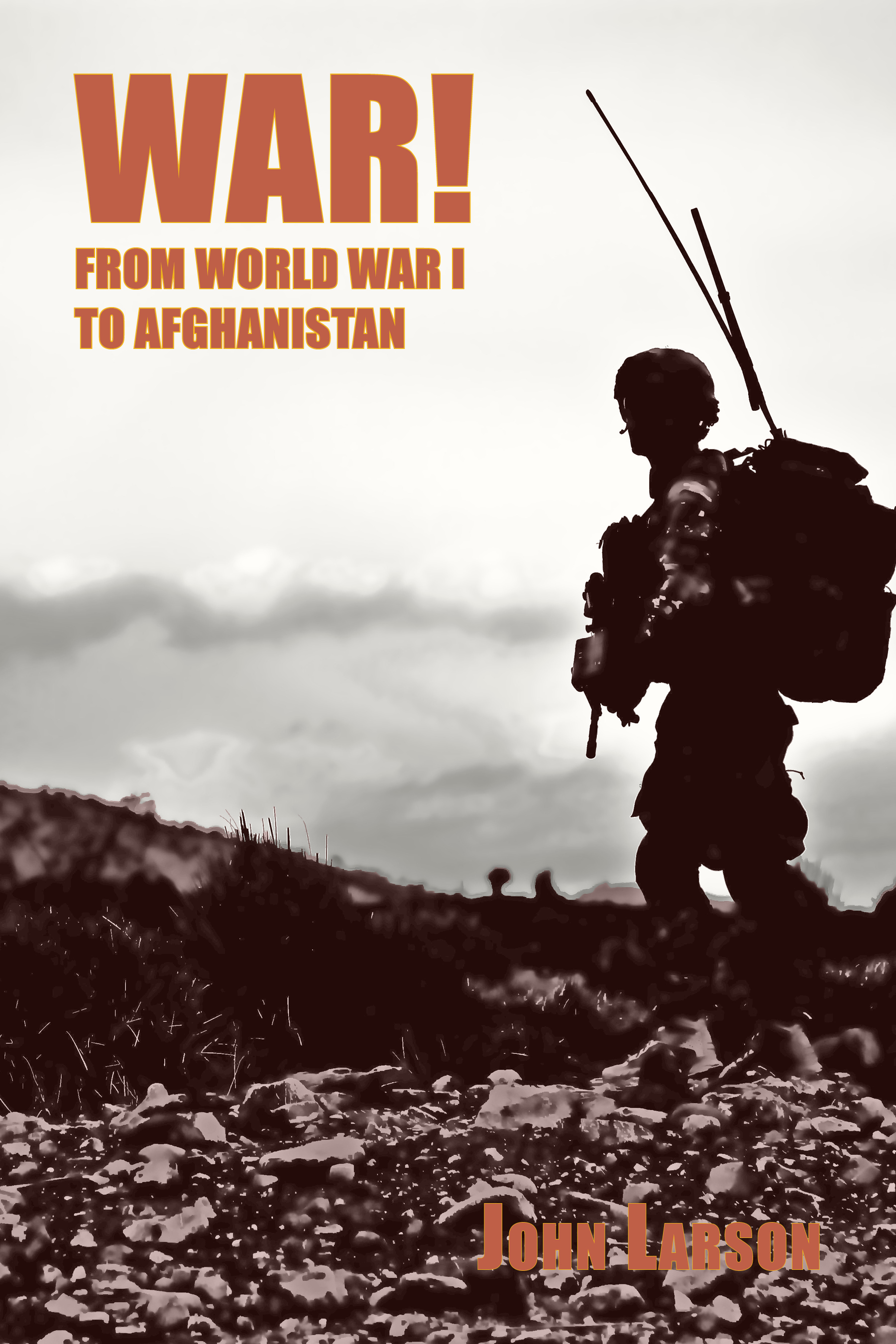 War! From World War I to Afghanistan  by  John Larson