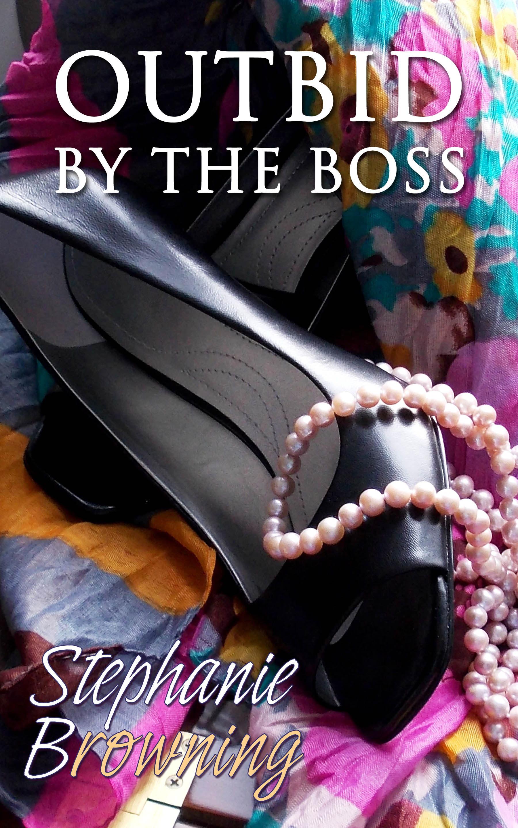 Outbid by the Boss  by  Stephanie Browning   stephaniebrowningromance.com  Available in  paperback  and  Kindle