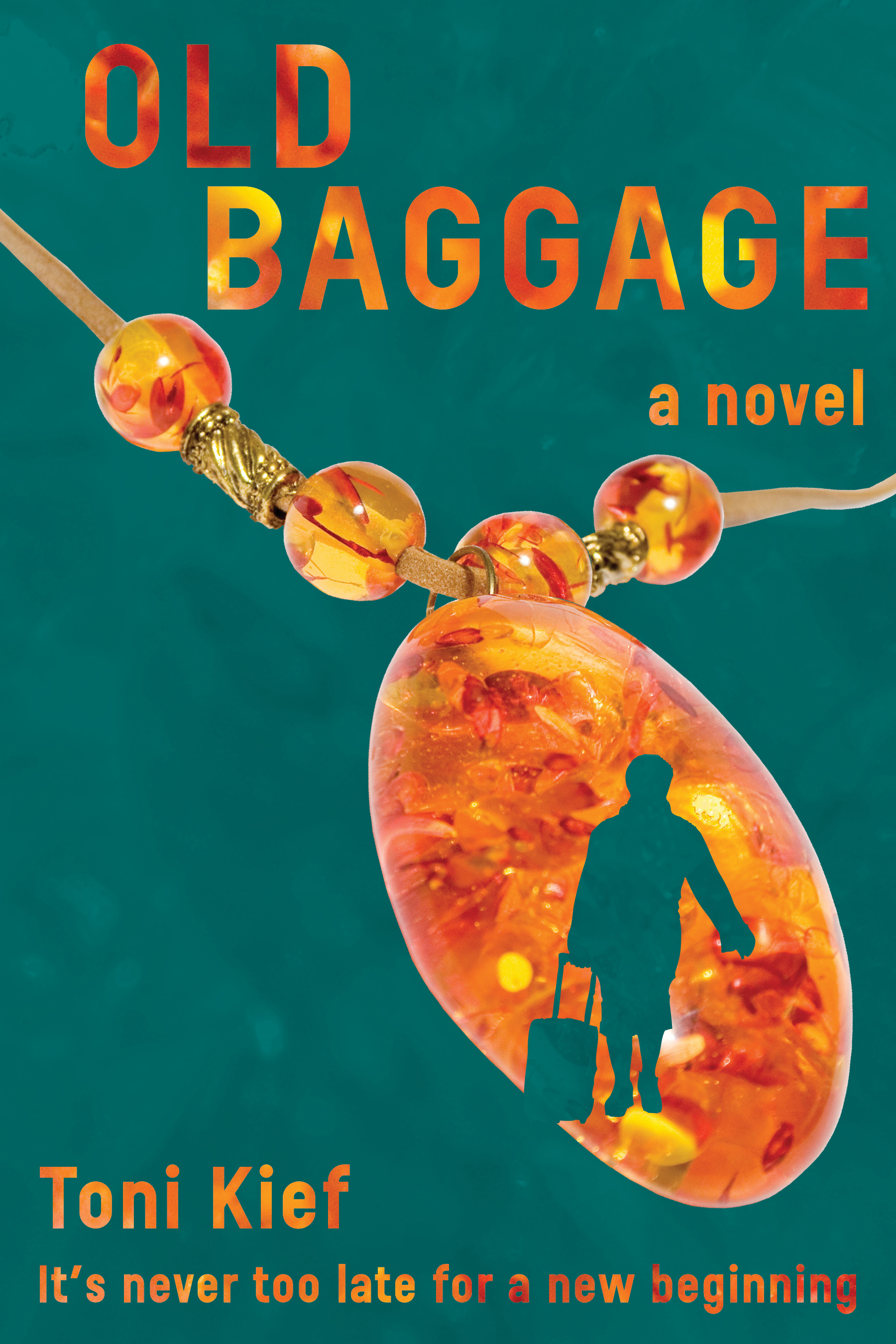 Old Baggage  Available in  paperback  and on  Kindle .  Cover artwork and interior layout design provided by Cover&Layout