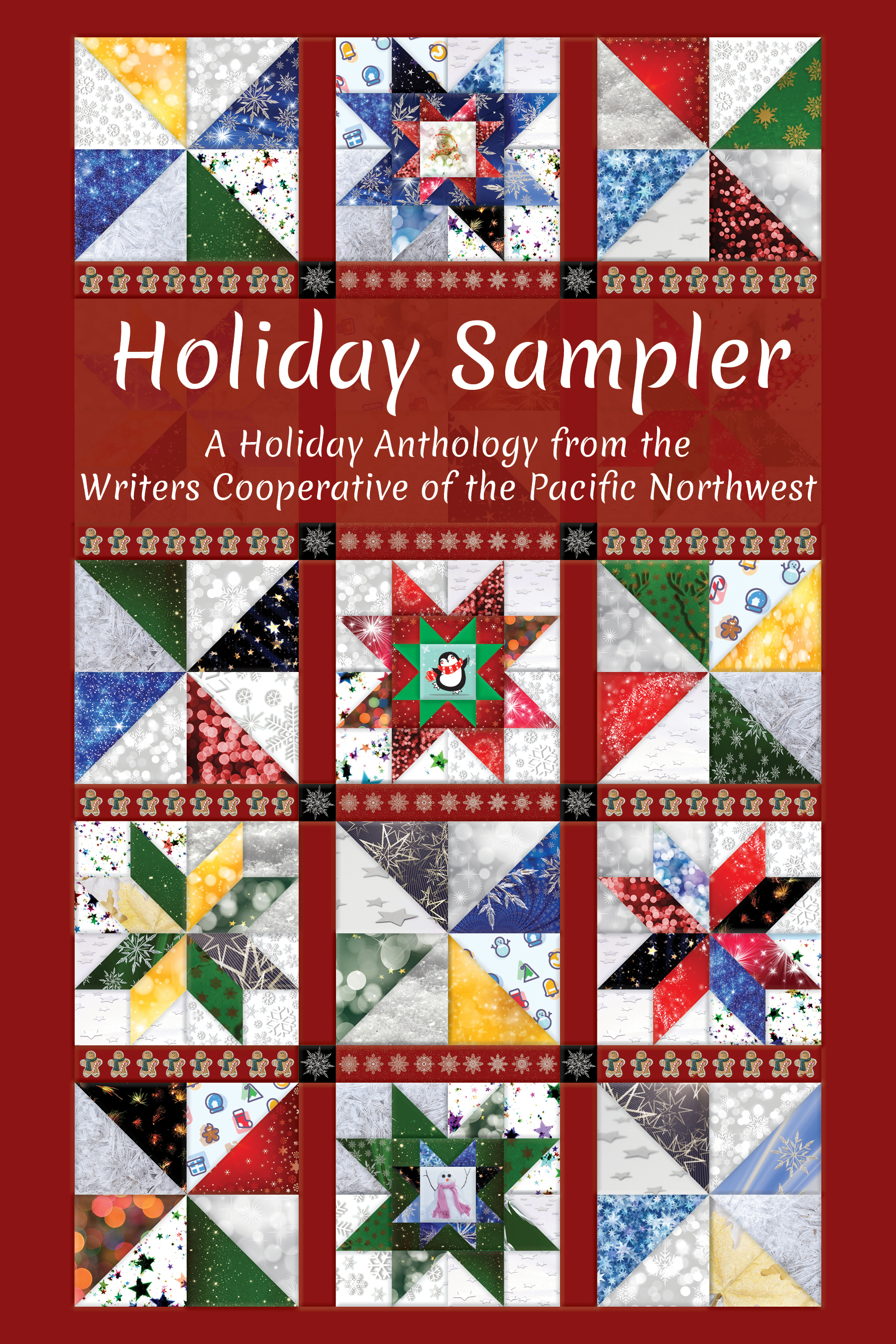 Holiday Sampler by the Writers Cooperative of the Pacific Northwest