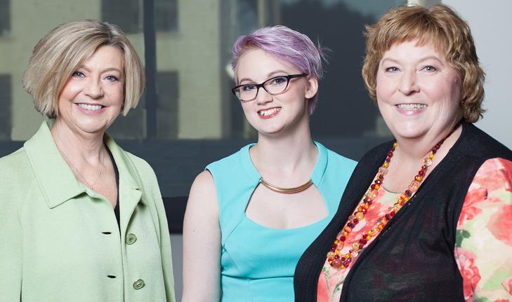 Kristina M. Olson, Rachel H. Whitbeck and Lynn M. Whitbeck