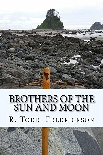 Brothers of the Sun and Moon  Available in  paperback  and on  Kindle .  Interior layout provided by Cover&Layout. Cover design provided by the author.
