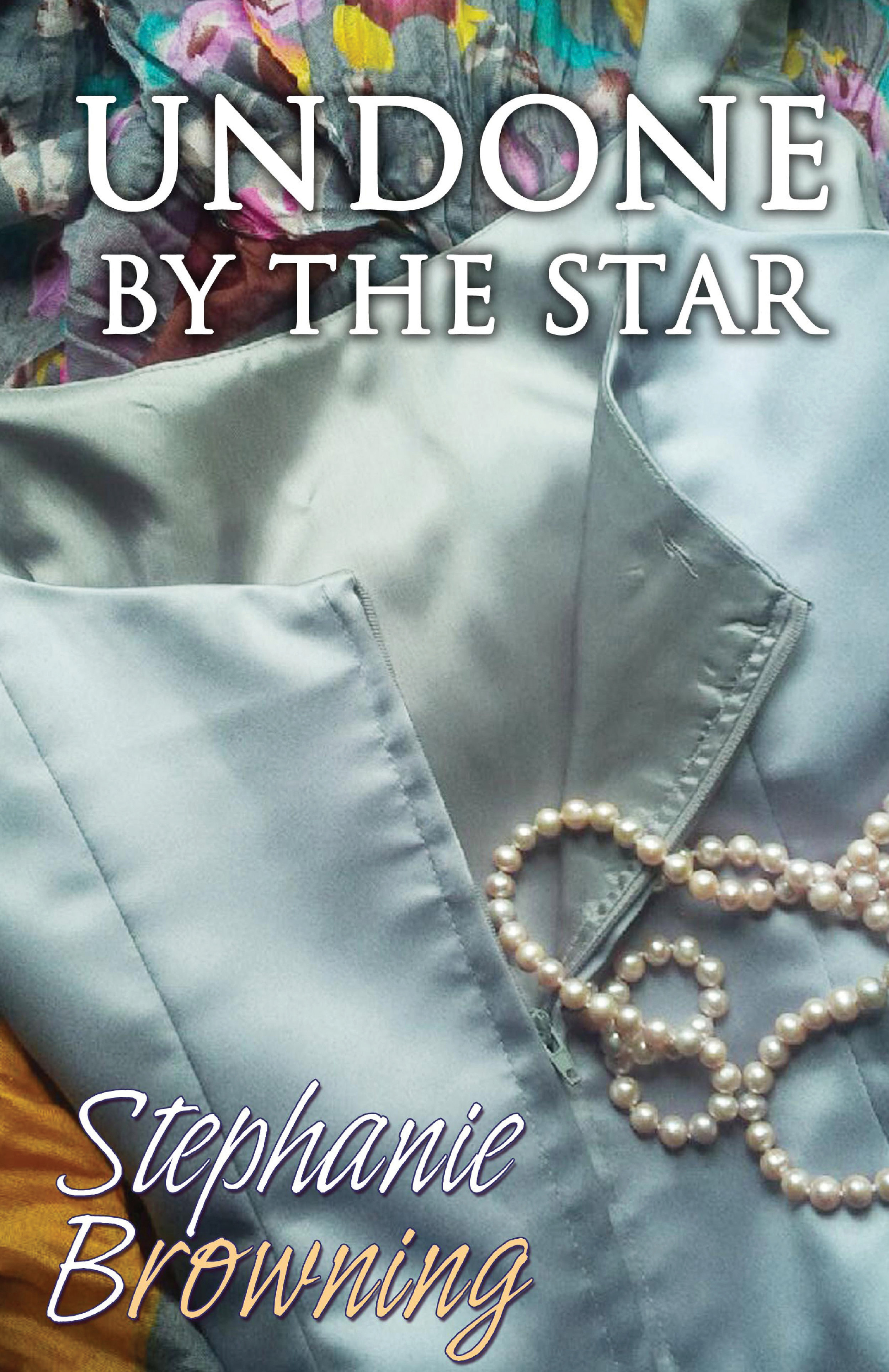 Undone by the Star    Available in  paperback ,  Kindle  and  Kobo .  Interior layout provided by Cover&Layout. Cover design provided by the author.