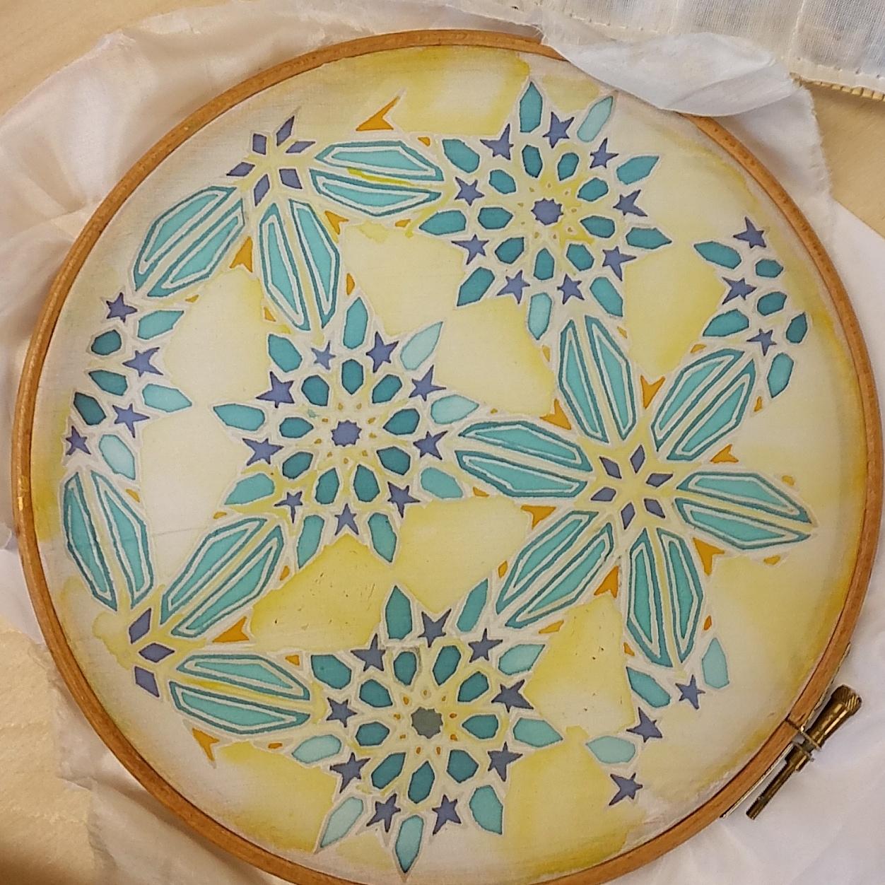 Geometry, Islamic Art, Pattern Design, Shaheen Kasmani
