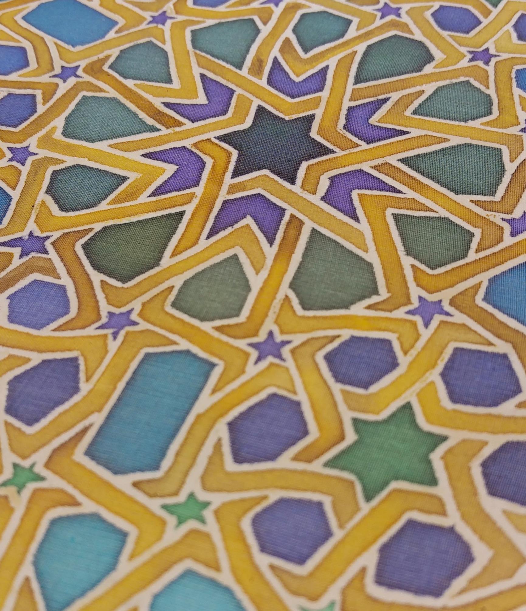 Geometry, Islamic Art, Pattern Design, Shaheen Kasmani.