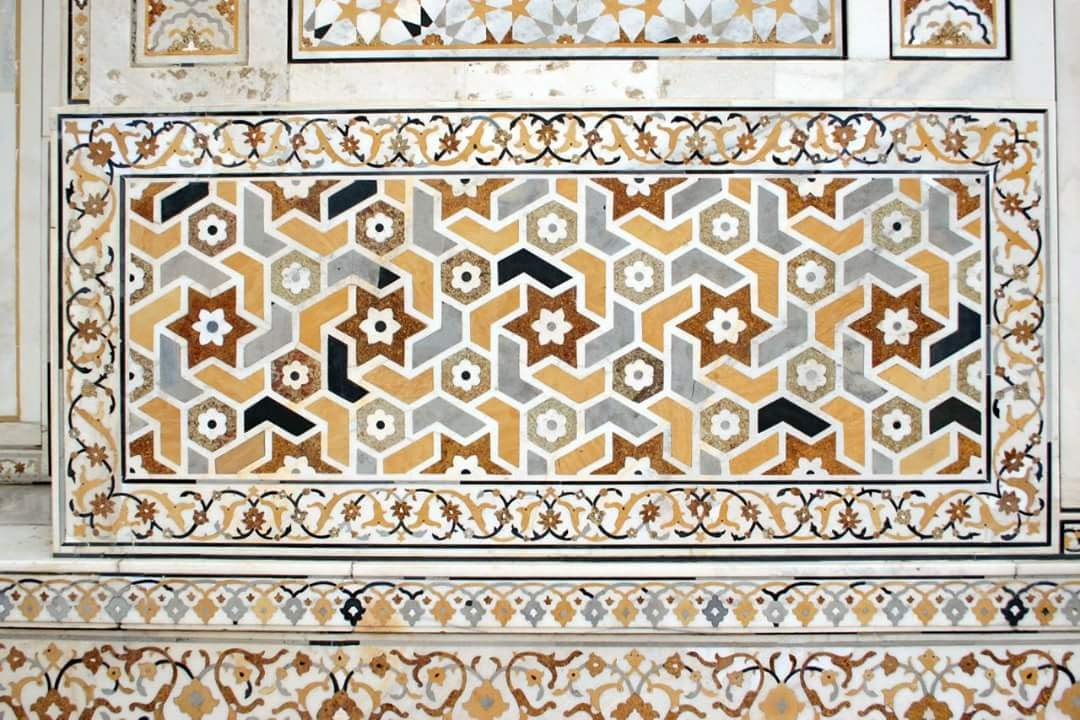 The Tomb of Itimad aDaula, Delhi, India