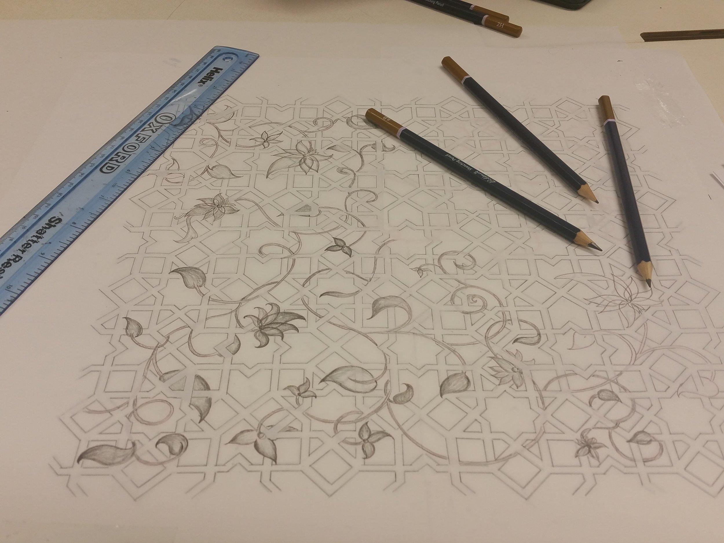 Tracing and Drawing