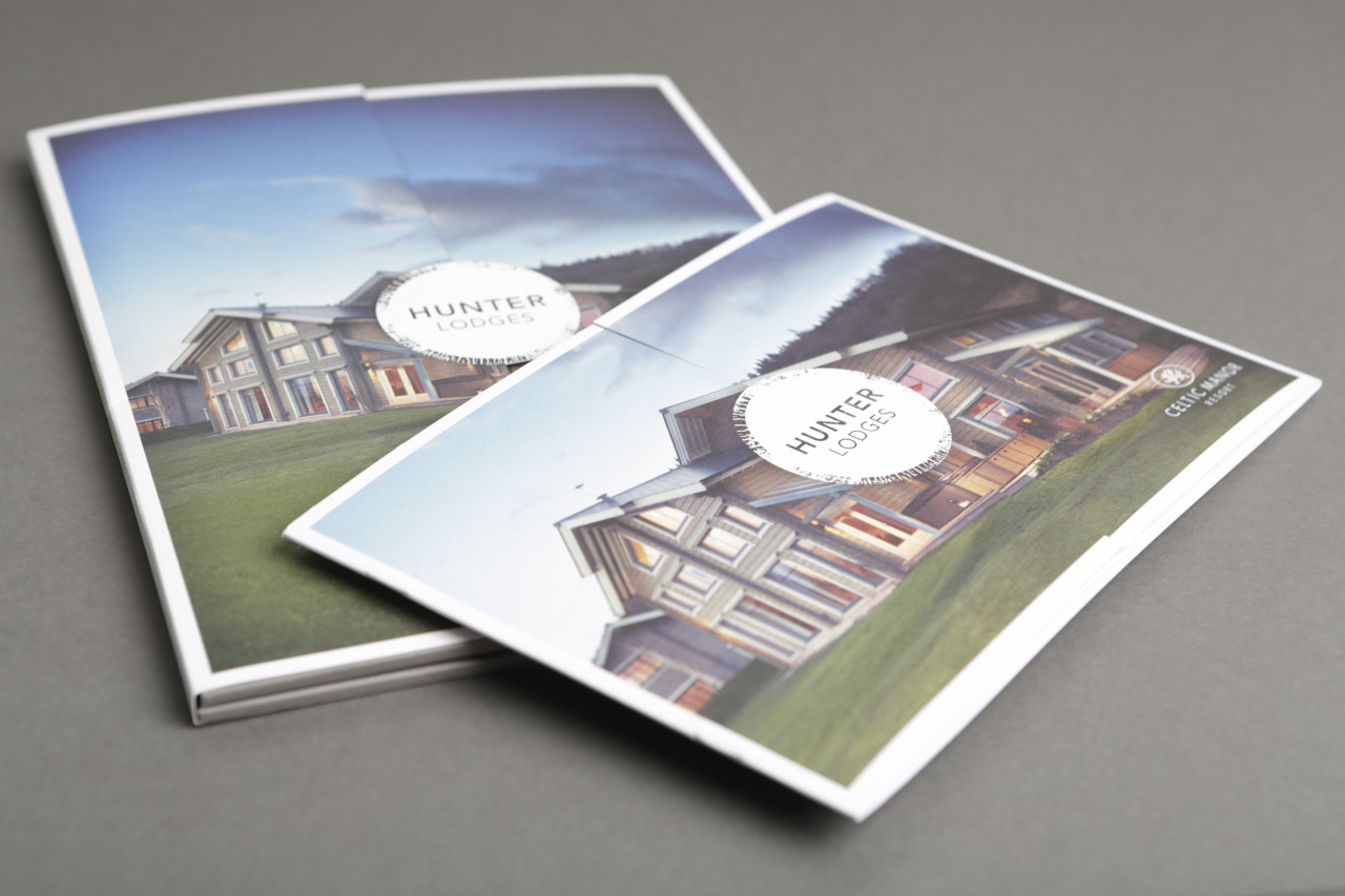 New Celtic Manor Lodges Brochure are looking good. A nice job from earlier this year.
