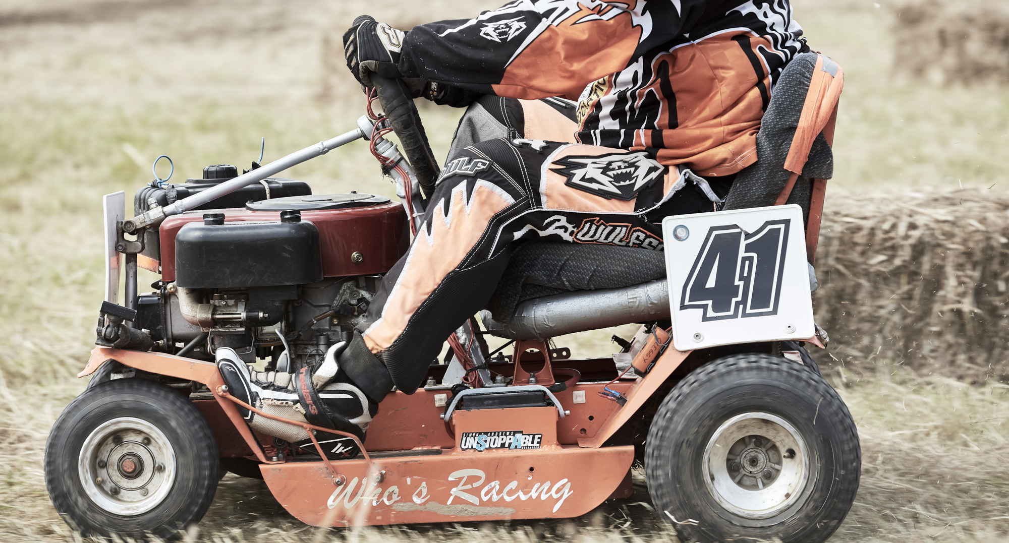 Lawn Mower Racing >> Lawnmower Racing Oliver Edwards