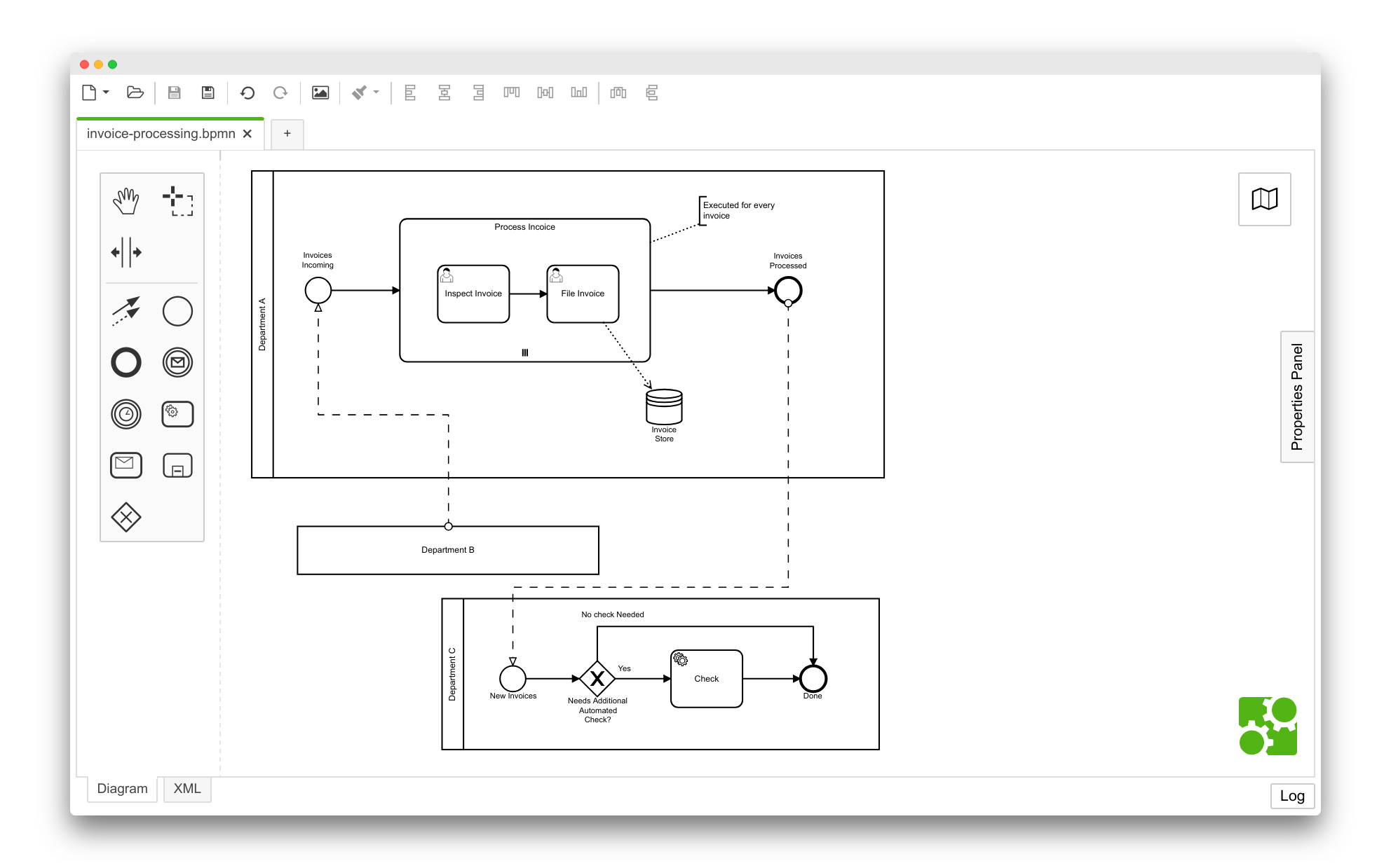 it-economics unterstützt Open Source: Zeebe Modeler Version