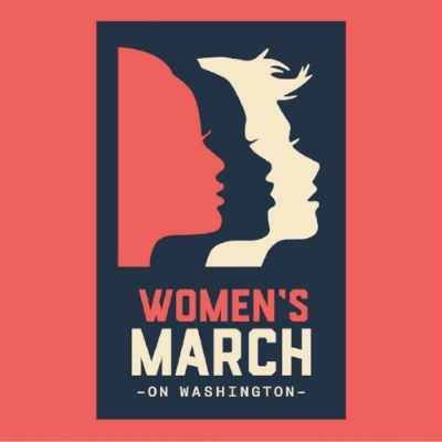 Photo: Womens march