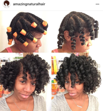 10 Protective Summer Hairstyles For Naturals And Relaxed Girls Creative Smart Girl