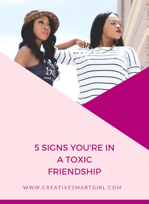 SignsofaToxicFriendship