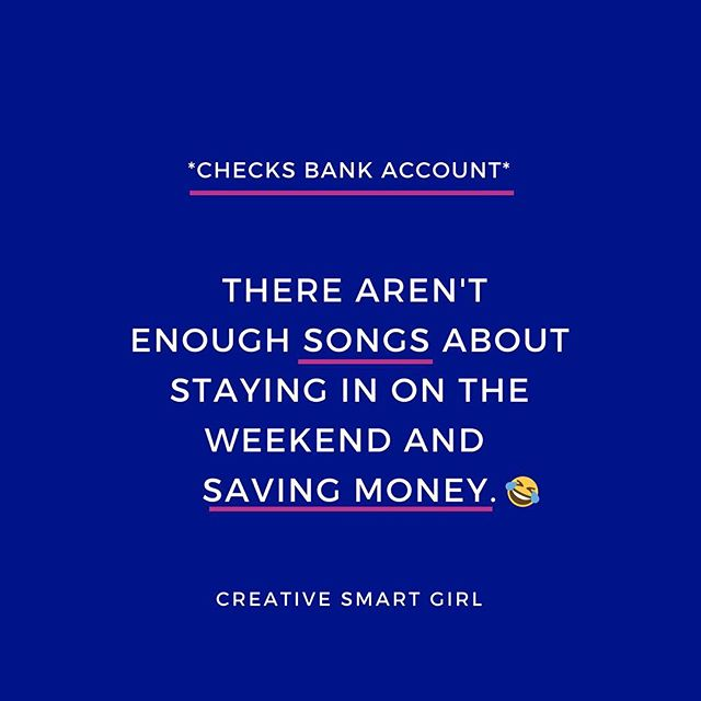 Back to the grind, after a full weekend of #Afropunk @afropunk. 💃🏾Sunday is here which means Monday is on the horizon! But what is that bank account looking like? Do you sent a budget for your weekend? Do you find yourself over spending during specific times of the year? If you're good at saving and not overspending when there's so much going on, share some money savings tips with a fellow #CreativeSmartGirl. 💕👇🏾(Comment Below)
