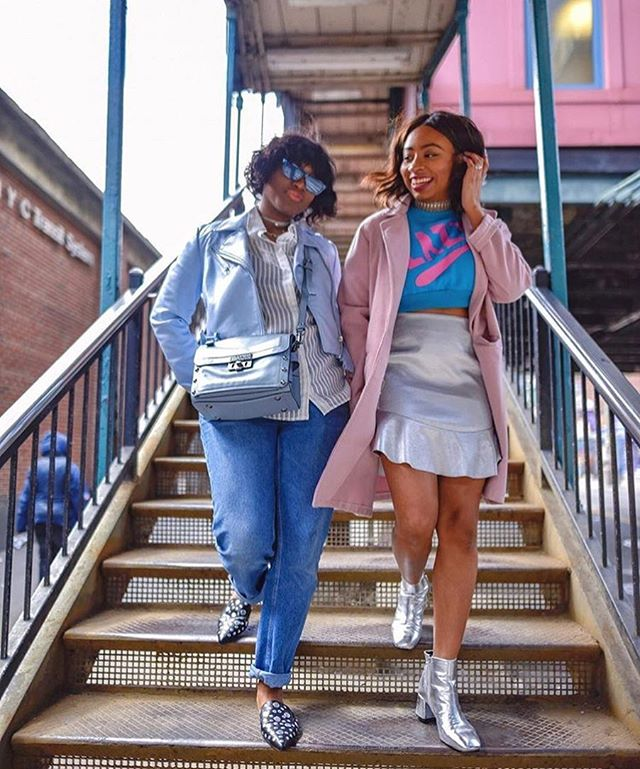 Is Brooklyn in the house!? We can't get enough of Lauren and Merlyn (@bklynmavens). These #CreativeSmartGirls take NYC city by storm and have created an awesome hub for girls creating a life they dream of. See what's next on their journey through the best borough in NYC 👀 What borough are you reppin'? ❤️❤️❤️ #Brooklyn #BlackGirlMagic