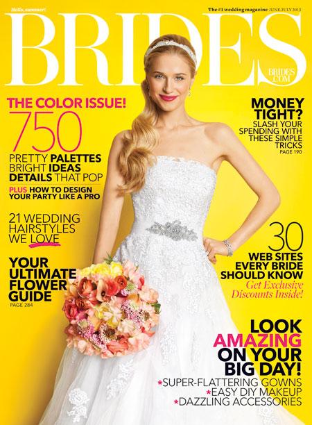 Charlotte Wedding Planner Feature | Southeast Wedding Designer in Magazines | Erica Stawick Events