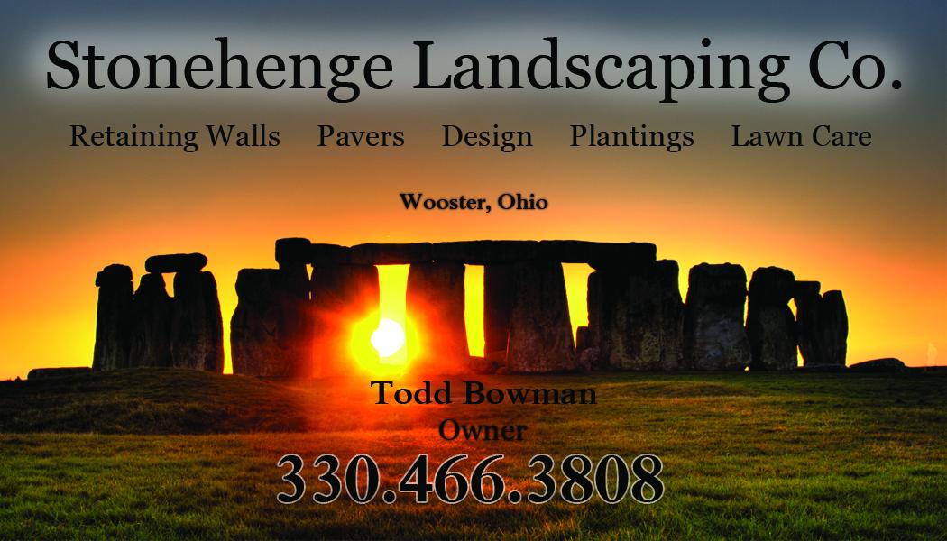 landscaping burbank ohio