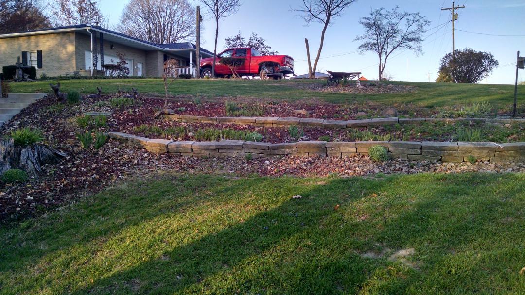 landscape contractor burbank ohio