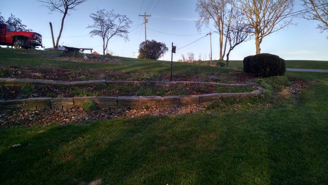 stonehenge landscaping