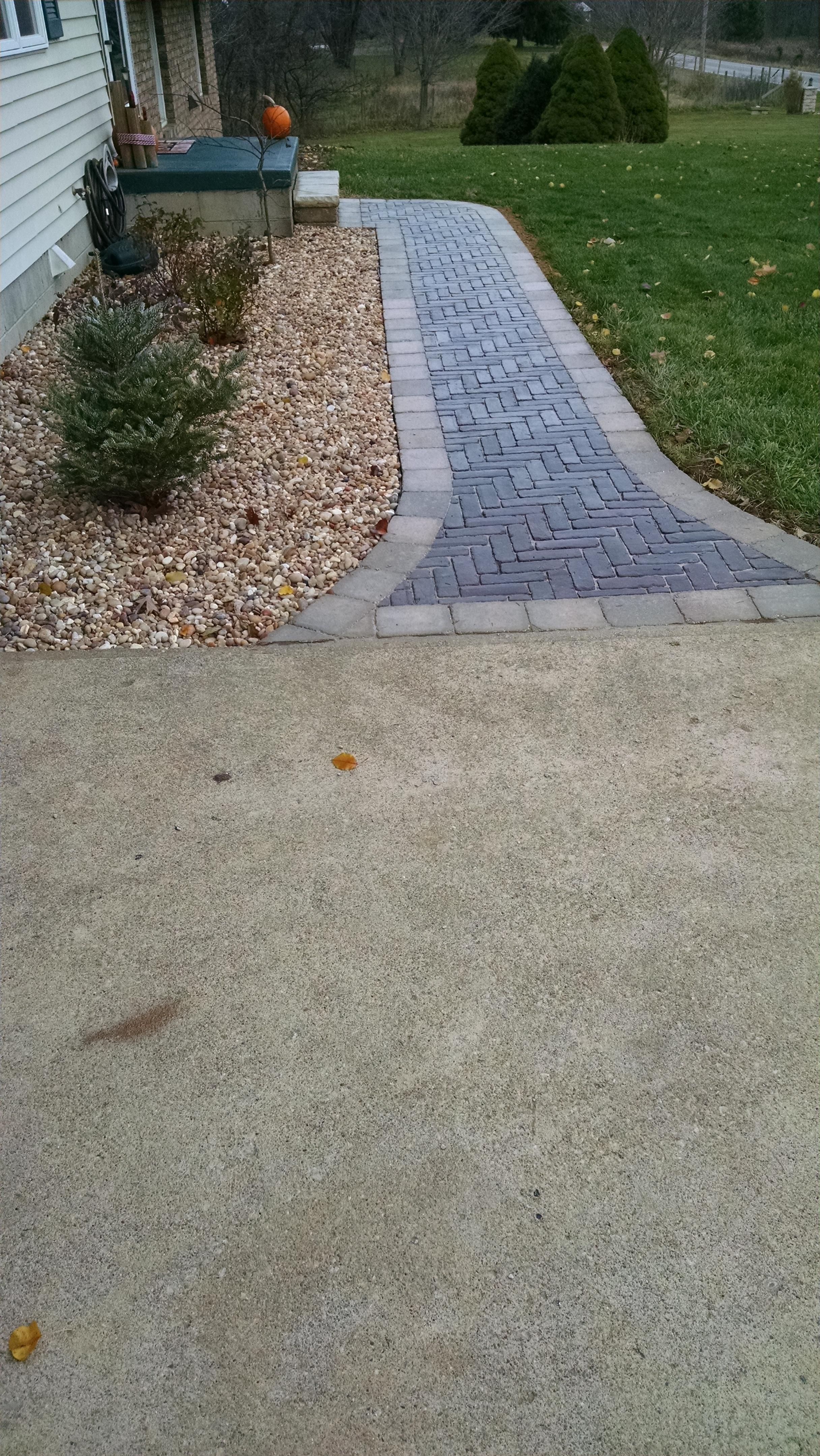 Sidewalk Stone Wooster Ohio \ Stonehengelandscapingoh.com