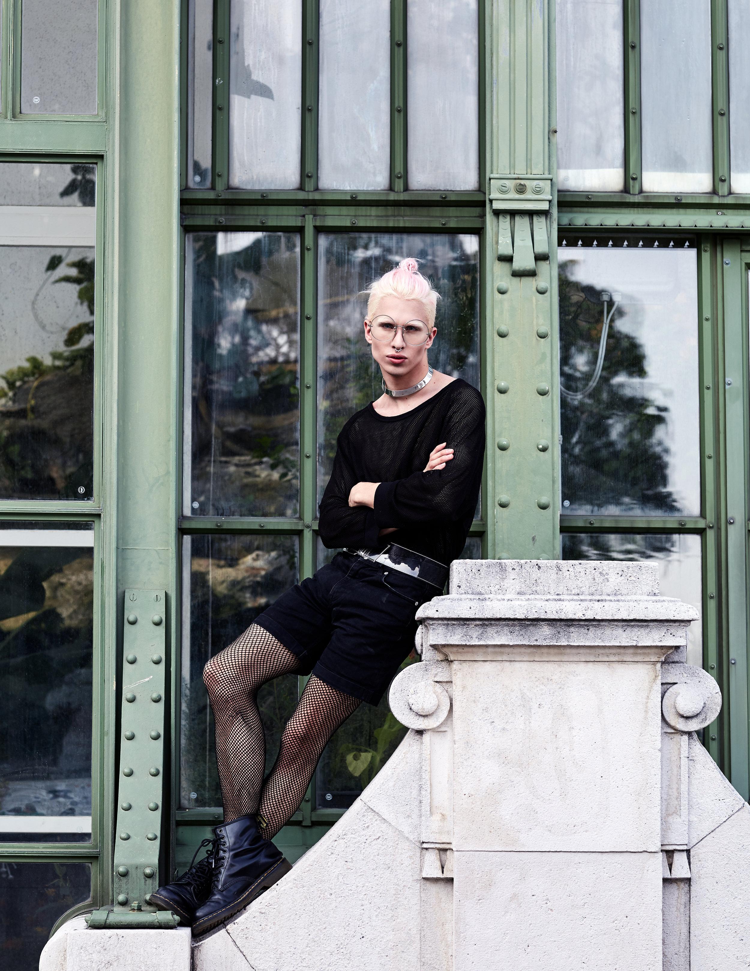 Fashion Editorial Wien