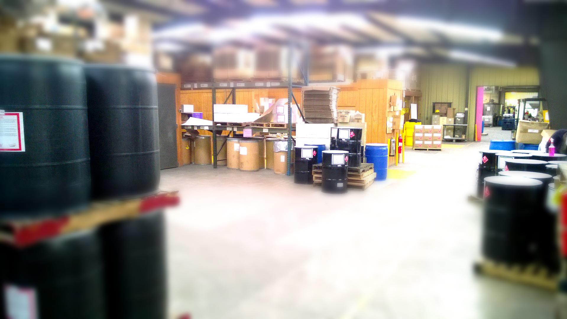 ArroChem Facility