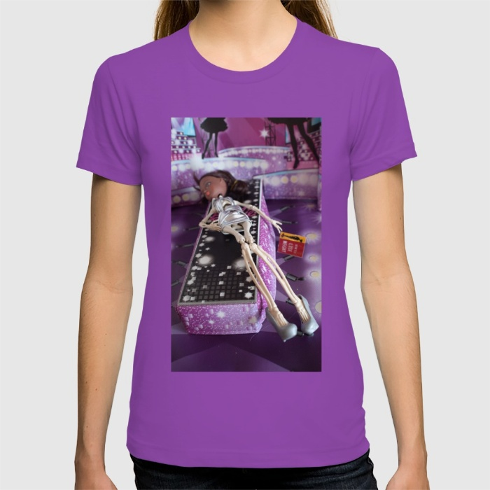 exquisite-corpse-death-of-a-supermodel-tshirts.jpg